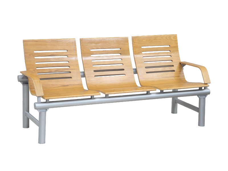 ZK-HZ-001 Solid wood waiting chair