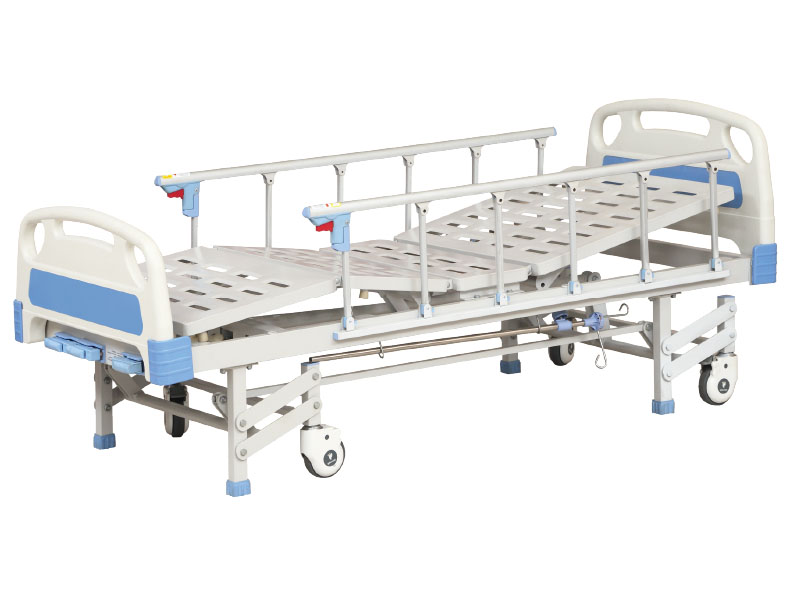 ZKC 361B hand operated hospital bed