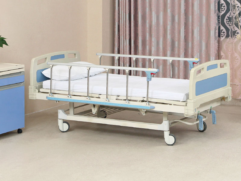 ZKC 261K hand operated hospital bed (type X)
