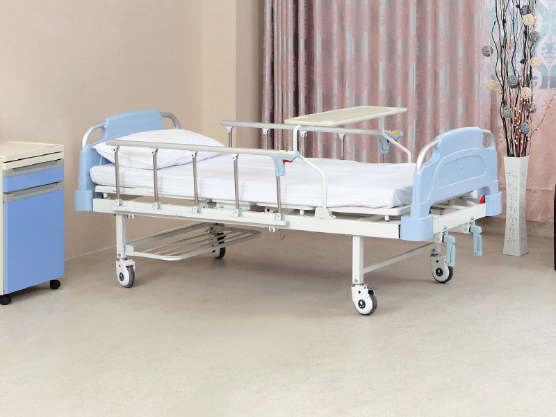 ZKC 261L hand operated hospital bed (type II)