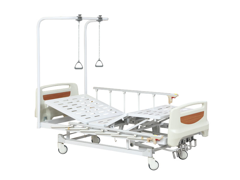 ZKG 461L hand operated orthopedic bed