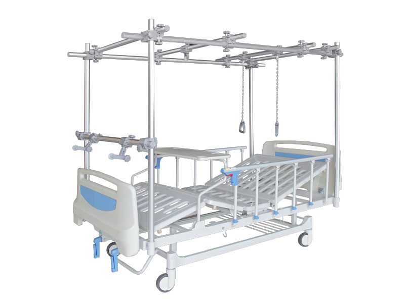 ZKG 261L hand operated orthopedic bed